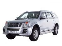 Isuzu MU-7 Premium AT BS4 1