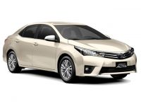Toyota Corolla Altis D4-DGL 1