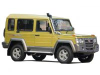 Force Motors Gurkha SOFT TOP (4X2) 0