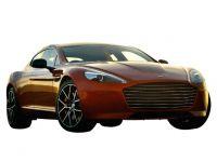 Aston Martin Rapide 6.0 V12 4d 0