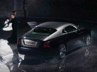 Rolls Royce Wraith Coupe 2