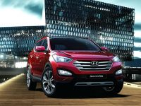 Hyundai Santa Fe 4WD AT 1
