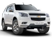 Chevrolet Trailblazer LTZ AT 2