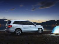 Mercedes Benz GLS 350d 1