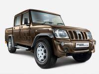 Mahindra Bolero Camper Gold 2