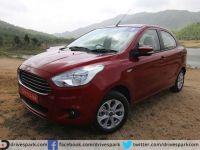 Ford Figo Aspire 1.5D Titanium Plus MT 0