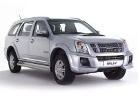 Isuzu MU-7 Premium AT BS4 0