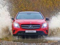 Mercedes Benz GLA-Class 1