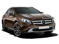 Mercedes Benz GLA-Class 0