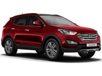 Hyundai Santa Fe 4WD AT 0