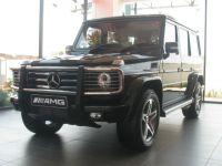 Mercedes Benz G-Class G 63 AMG 1