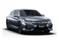 Honda Accord Hybrid 0