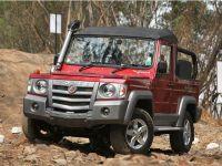 Force Motors Gurkha SOFT TOP (4X4) 1