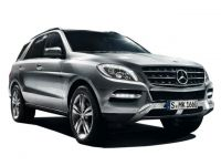 Mercedes Benz M-Class 350 CDI 4MATIC BlueEFFICIENCY 0