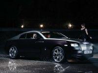 Rolls Royce Wraith Coupe 1
