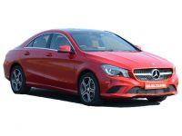 Mercedes Benz CLA-Class 0