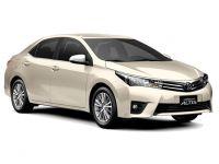 Toyota Corolla Altis 1.8JS 0