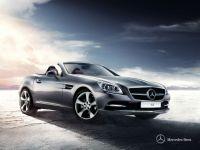 Mercedes Benz SLK-Class 1