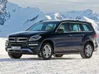 Mercedes Benz GL-Class 350 CDI Launch Edition 2