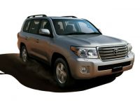 Toyota Land Cruiser VX 0