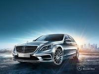 Mercedes Benz S-Class S 500 Launch Edition 1