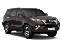Toyota Fortuner 2.8 4X4 AT 0
