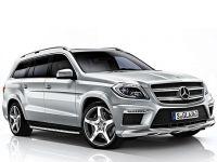 Mercedes Benz GL-Class 0
