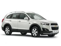 Chevrolet Captiva LTZ AWD 1