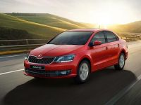 Skoda Rapid 1.6 MPI Style AT 1