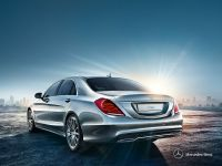 Mercedes Benz S-Class S 500 Launch Edition 2