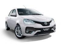 Toyota Platinum Etios GX 0