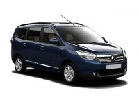 Renault Lodgy 110 PS RxZ 7-Seater 0
