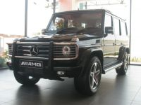 Mercedes Benz G-Class 1