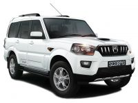 Mahindra Scorpio S10 4WD AT 0