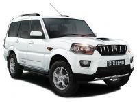 Mahindra Scorpio S4 Plus 4WD 0