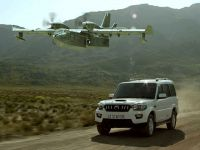 Mahindra Scorpio S10 4WD AT 1
