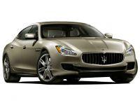 Maserati Quattroporte Sport GT S 0