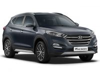 Hyundai Tucson GL AT Diesel 0
