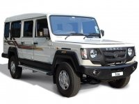 Force Motors Trax