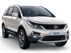 New Tata Hexa