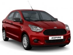New Ford Aspire