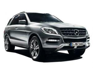 Mercedes Benz M-Class 350 CDI 4MATIC BlueEFFICIENCY