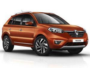 Renault Koleos 4x4 MT