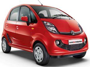 Nano Car On Road Price In Patna