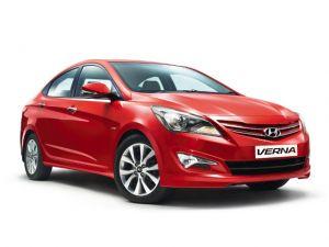 Hyundai 4S Fluidic Verna 1.6 CRDi SX
