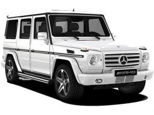 Mercedes Benz G-Class G 63 AMG