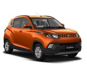 Mahindra KUV100 K6 Plus Diesel 6 Str