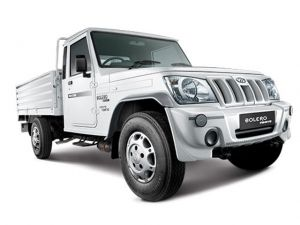 Mahindra Bolero Pickup FB CNG