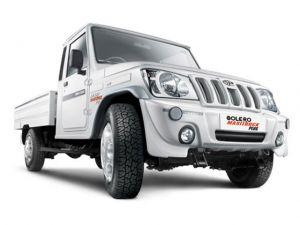 Mahindra Bolero Maxi Truck Plus Standard