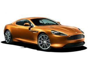 Aston Martin Virage V12 Volante